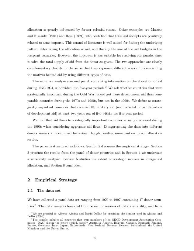 Free Finance essays
