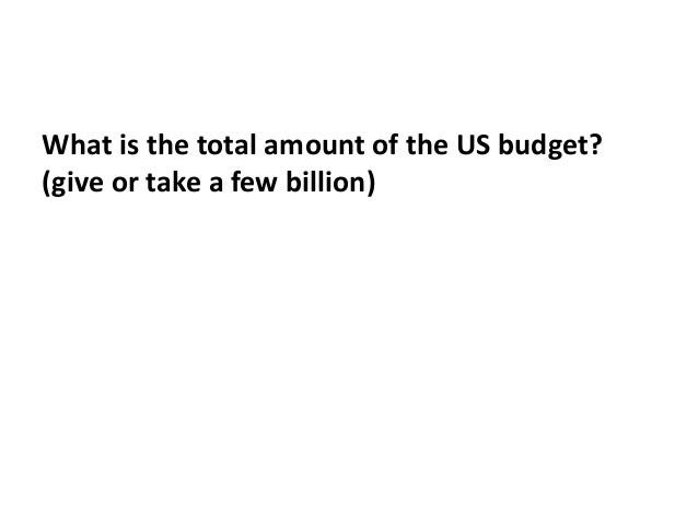 Foreign aid Slide 3