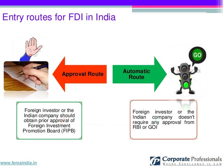 Government relaxes FDI norms across 15 sectors