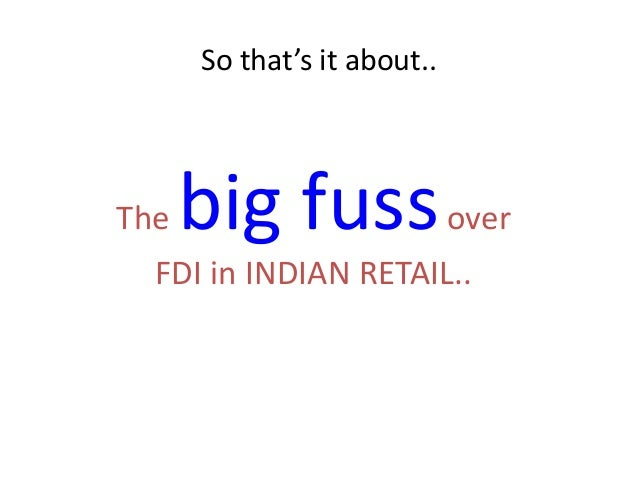 Fdi is entering in telecom and