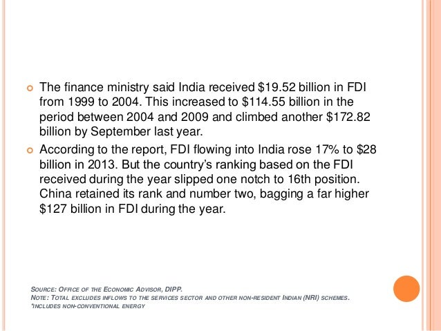 foreign direct investment in india pest analysis Transcript of pestle analysis india india role of political parties president has no legislative power in india 2012) foreign direct investment fdi has contributed greatly to the indian economy by aiding stability, growth and development (economy watch, 2010.