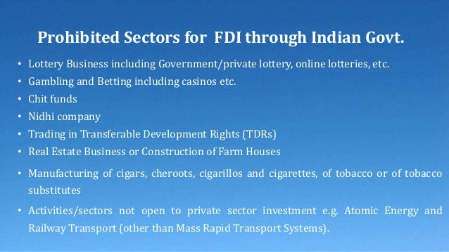 """impact of 100 fdi on indian In the past decade the indian market place has transformed dramatically however, from 1950""""s to 1980""""s impact of foreign direct investment on."""