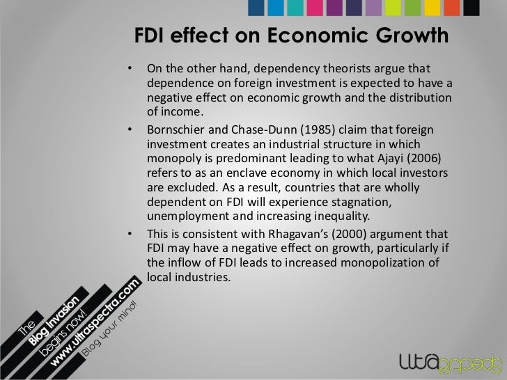 impact of foreign capital inflows on economic growth in pakistan The impact of foreign direct investment on pakistan economic growth kashif yasin mscf 2nd regarding the fdi in pakistan keywords: impact foreign direct investment pakistan economic growth a number of studies have analyzed the relationship between fdi inflows and economic growth.