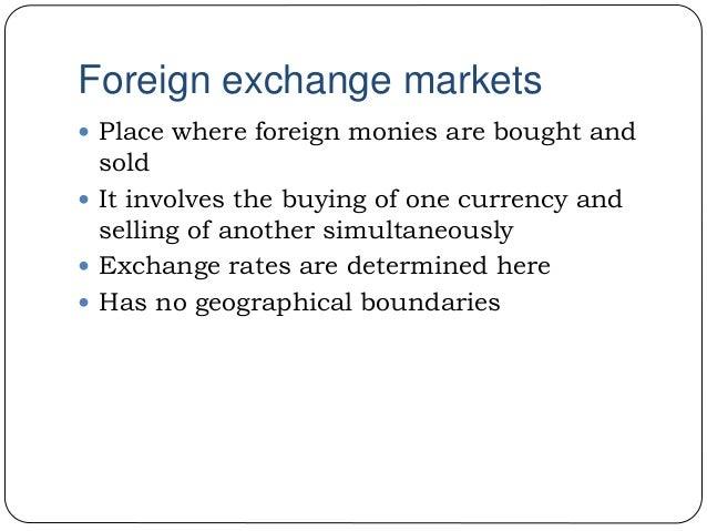 Www.foreignexchange