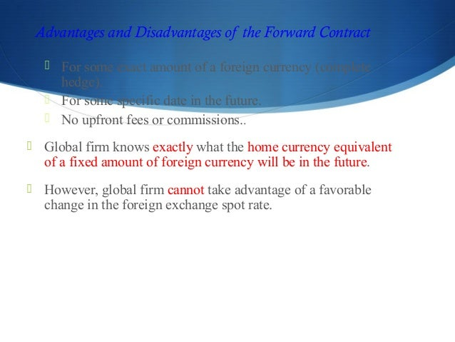 advantages and disadvantages of foreign trade