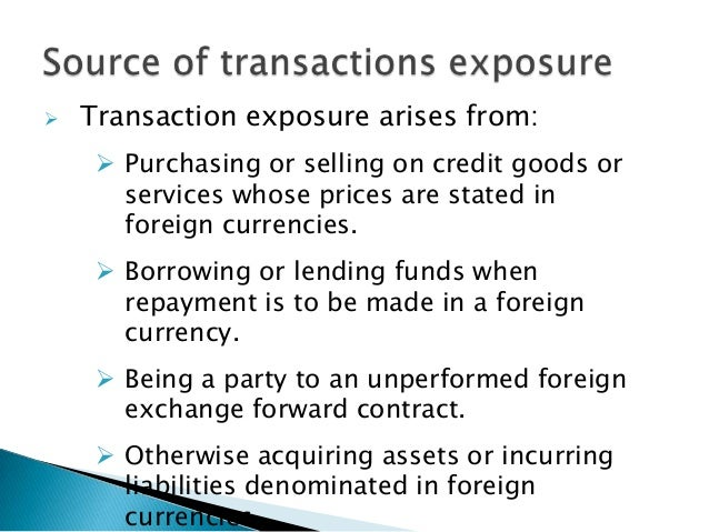 currency risk exposure in business Foreign currency risk and its management assuming that the business does not want to tolerate exchange that leaves only us$01m of exposure to currency.