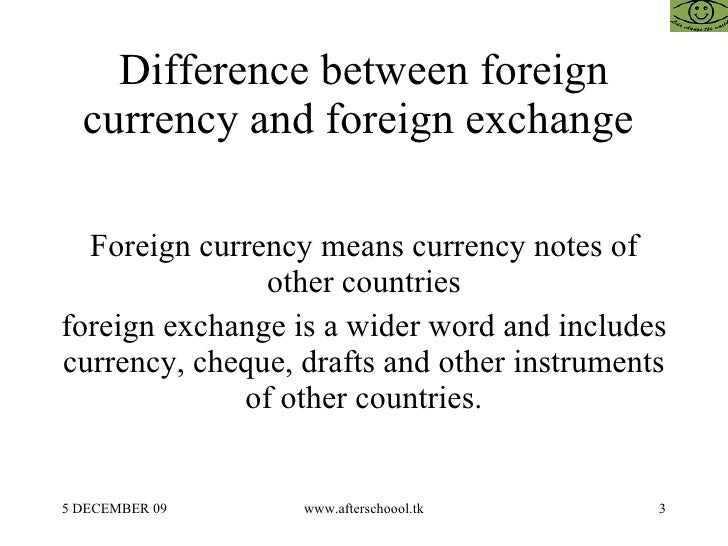 how to get foreign exchange in india