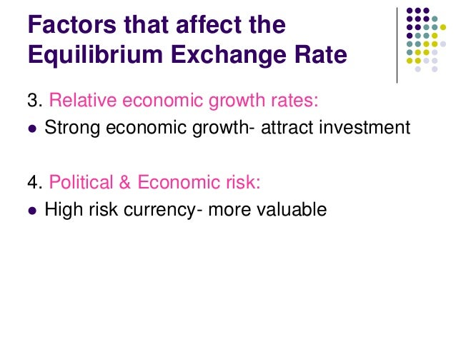 political risk is easier to protect against than exchange rate risk
