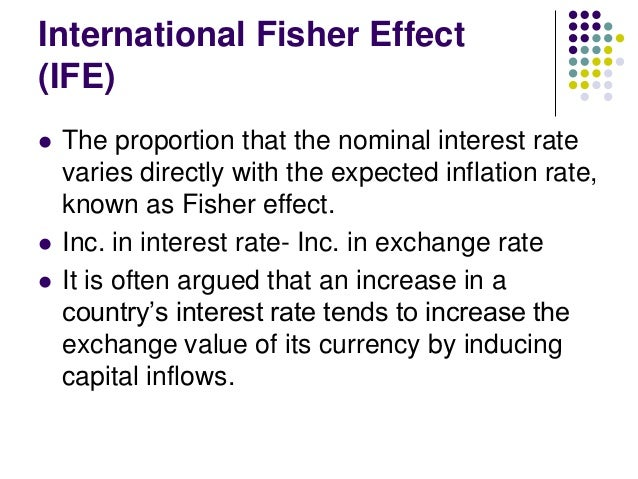 effect of interest rate on foreign Effect of interest rate on foreighn exchange rate (evidence from asian region) abstract: in this article we investigate the impact of a change in us short term interest rates relative to those in some asian countries like bangladesh, thailand, japan, pakistan, and china on the bilateral foreign exchange rates between.