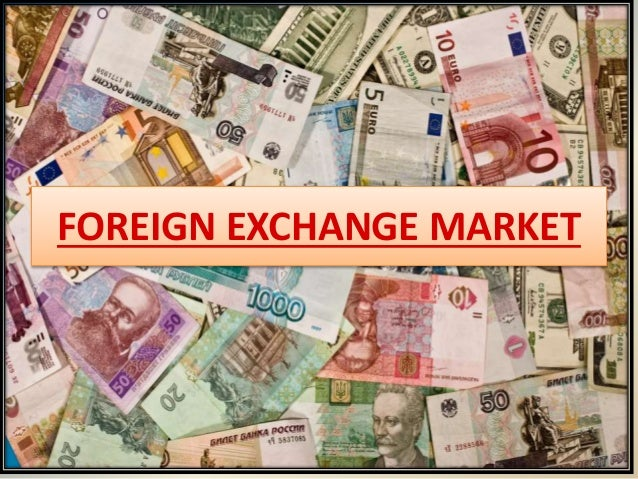 Foriegn currency trading