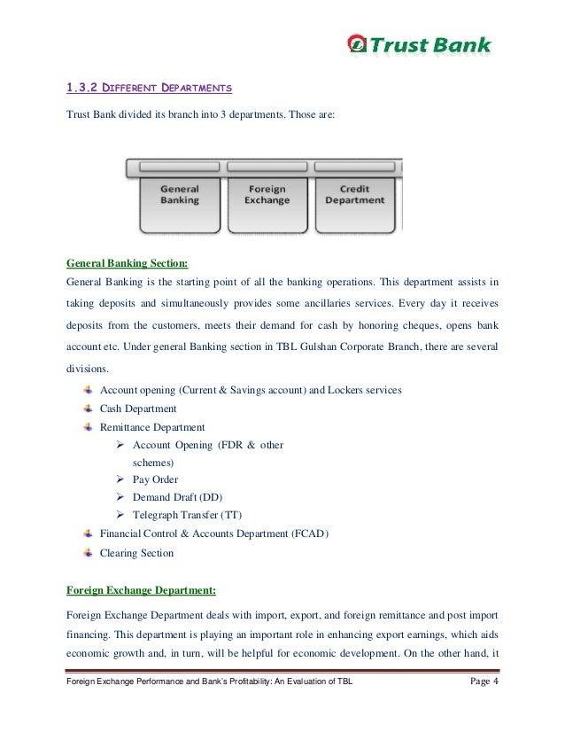 "performance evaluation of foreign exchange operation of jamuna bank Major dr md ferdausur rahman  a study on jamuna bank limited""  ""performance evaluation of foreign exchange business : a study on islami bank bangladesh ."