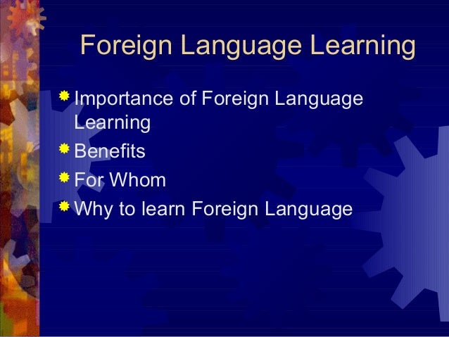 the importance of learning to speak Fully 87% said latino immigrants need to learn english to said it is important for future generations of us the share who speak spanish at home will.