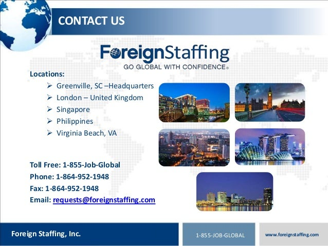 Forex global staffing inc
