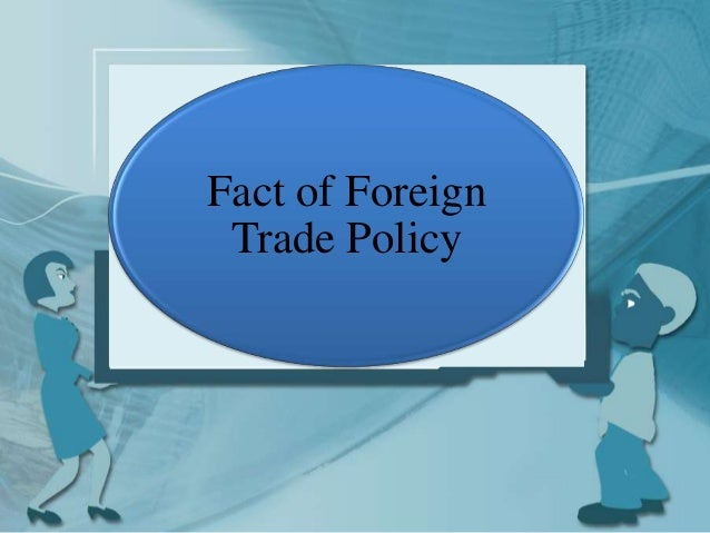 a critical analysis of new exim policy and its impact on trade law
