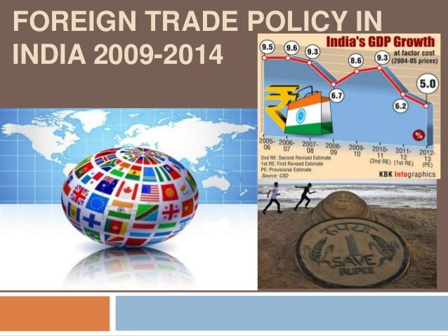exim policy india analysis essay