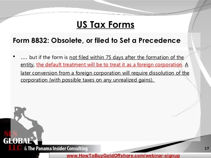 Foreign Us Tax Reporting