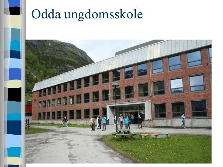 Odda ungdomsskole