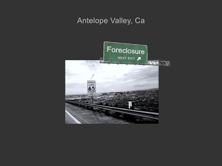 Antelope Valley, Ca