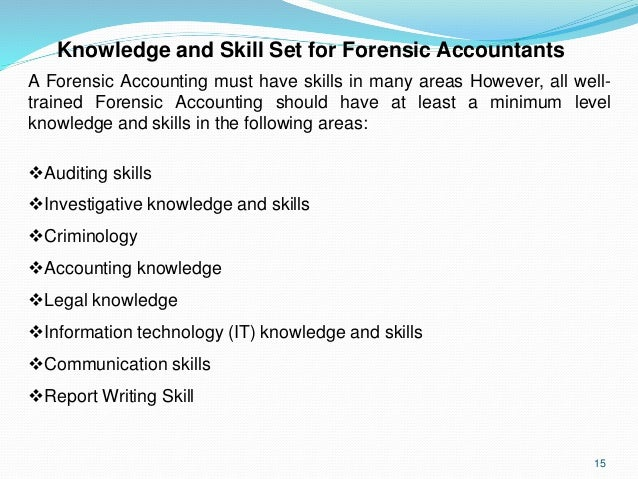 fraud and forensic auditing information technology essay Allassignmenthelp covers all the area realted to accounting including forensic accounting assignment  information technology  fraud forensic auditing is.