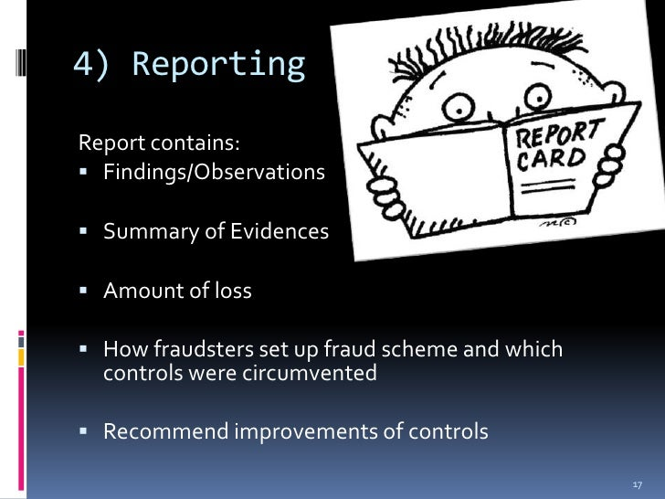 internal controls should be present to prevent fraud Internal controls are simply policies and procedures that are implemented to deter or prevent business related internal theft by employees most of these controls involve the accounting system and the related books and records of the business.