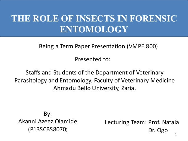 Printables Forensic Entomology Worksheet entomology ppt long tail keywords related authorstream role of insects in forensicentomologybeing a term paper presentation forensic