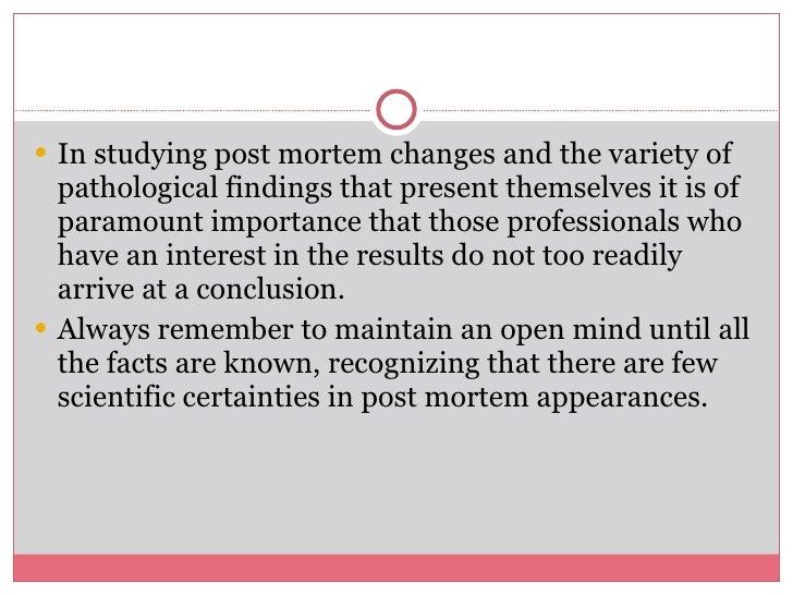 What do pathologist study