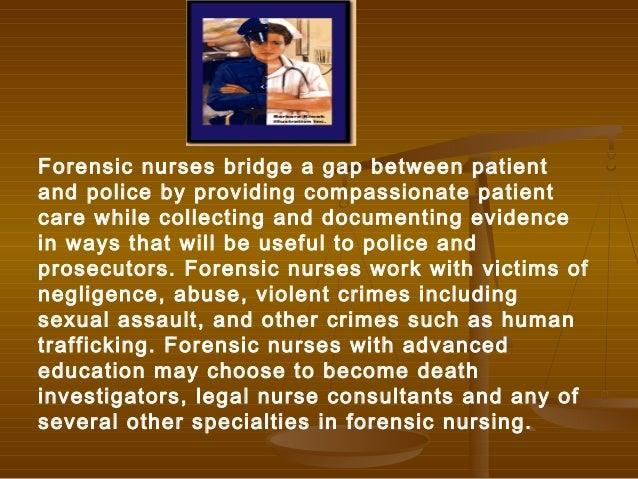 Forensic Nursing Education