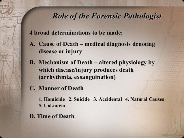 Forensic pathology notes by  dr. armaan singh Slide 2