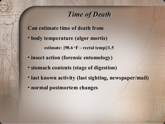 Forensic pathology notes by  dr. armaan singh Slide 3