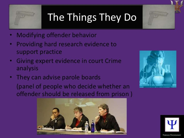how to become a forensic psychologist