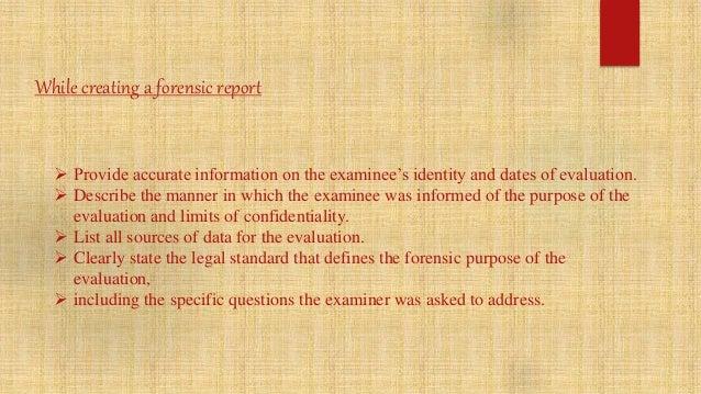 Forensic Report Rajat Mishra