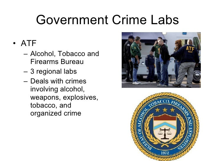 an analysis of bureau of alcohol tobacco and firearms Bureau of alcohol, tobacco, firearms and explosives the bureau of alcohol, tobacco, firearms and explosives (atf) is a law enforcement agency in the united states' department of justice that protects our communities from violent criminals, criminal organizations, the illegal use and.