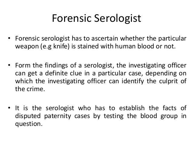 Introduction To Forensic Science Labs In India