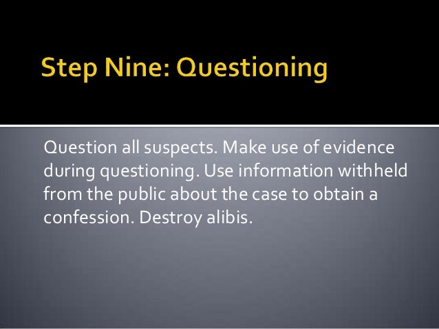 Forensic science powerpoint