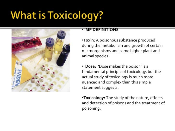forensic toxicology Forensic toxicologist career opportunities, salary, and training – forensic toxicology is a constantly changing field with new developments and techniques occurring.