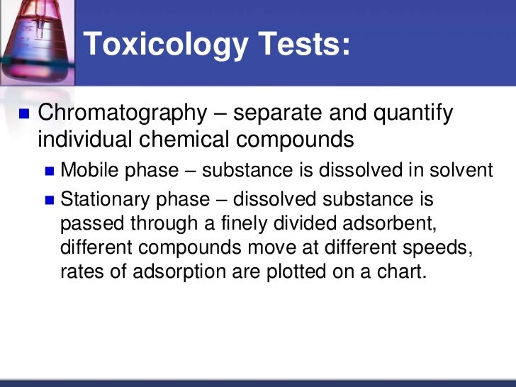 toxicological chemistry Fundamentals of environmental and toxicological chemistry: sustainable science, fourth edition covers university-level environmental chemistry, with toxicological chemistry integrated throughout the book this new edition of a bestseller provides an updated text with an increased emphasis on sustainability and green chemistry.