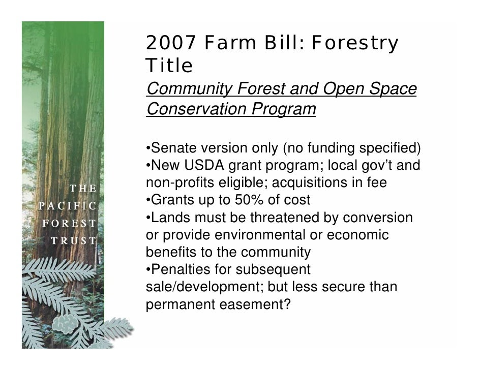 Conversion: Opportunities for Development and Environment