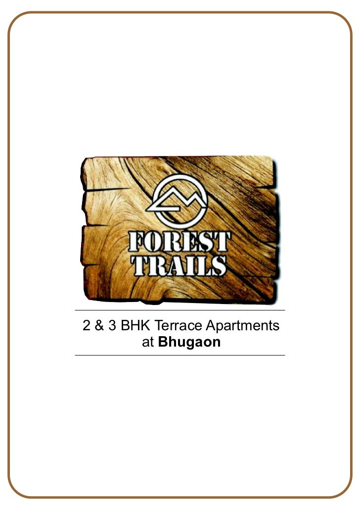 2 & 3 BHK Terrace Apartments        at Bhugaon