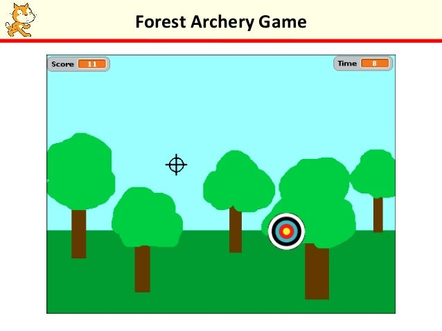 Forest Archery Game