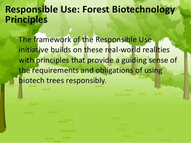 Forest Biotechnologies in Developing Countries