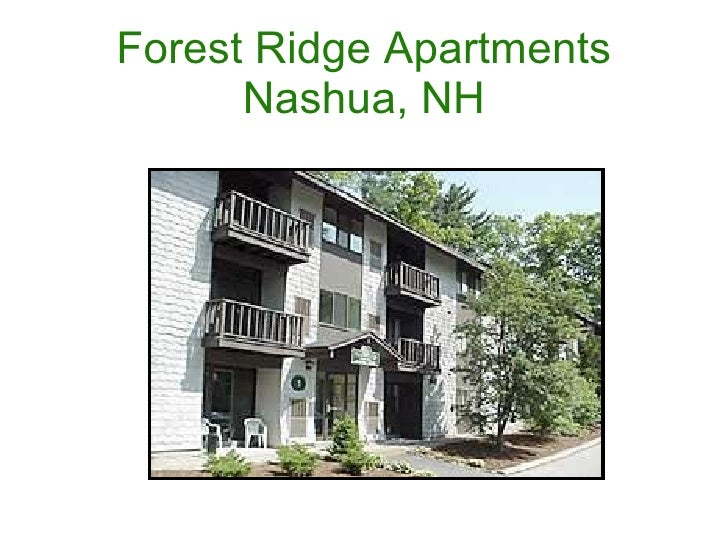 Forest Ridge Apartments Nashua, NH