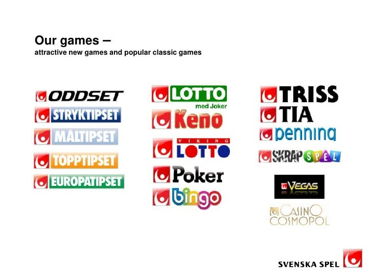 SVENSKA SPEL POKER LOTTO