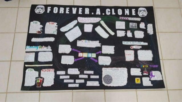 Forever A Clone #scichallenge2017