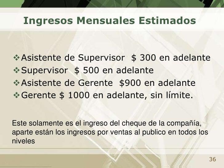 Se puede afiliar solamente para autoconsumo</li></li></ul><li>Condiciones para ser un Empresario Independiente Exitoso<br ...