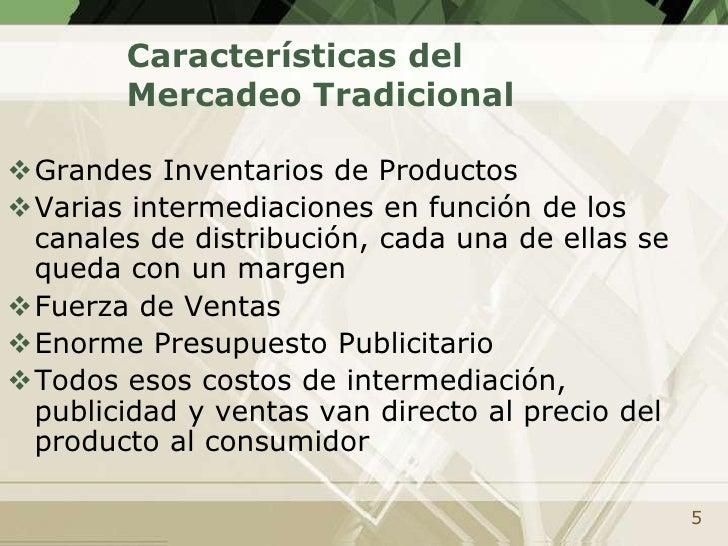 En este modelo la empresa utiliza una fuerza propia de ventas e informa al consumidor de las ventajas y bondades del produ...