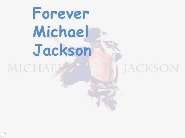Forever Michael Jackson<br />