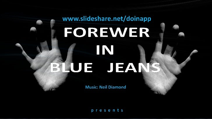 Forewer in blue jeans (dpp ss)