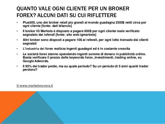 Broker forex sostituto d imposta