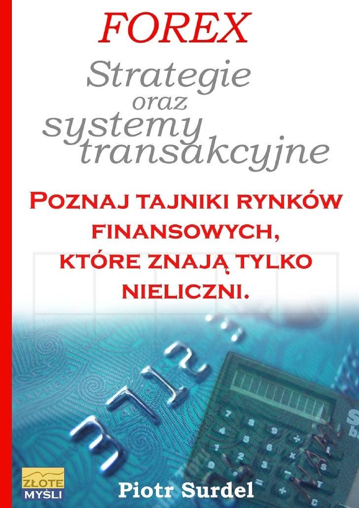 Forex 3-strategie-i-systemy-transakcyjne