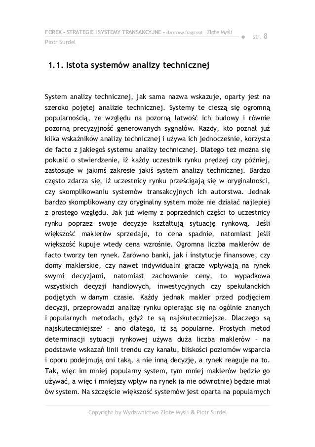 Piotr surdel forex opinie # blogger.com